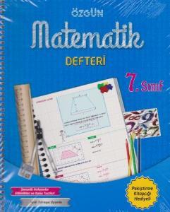 Özgün 7. Sınıf Matematik Defteri