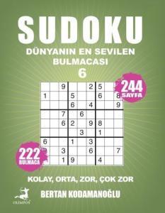 Sudoku-Dünyanın En Sevilen Bulmacası 6