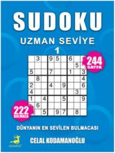 Sudoku Uzman Seviye 1