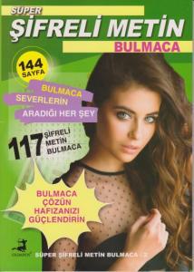 Süper Şifreli Metin Bulmaca-2