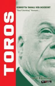 Toros-Kıbrıs'ta Yaralı Bir Bozkurt