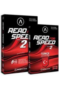 Yargı-Akın Read For Speed Volume 2-YENİ