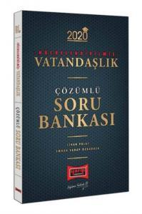 Yargı-KPSS Hücrelendirilmiş Vatandaşlık Çözümlü Soru Bankası 2020-YENİ