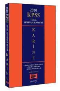 Yargı-KPSS Karine Temel Yurttaşlık Bilgisi Konu Özetli Soru Bankası 2020-YENİ