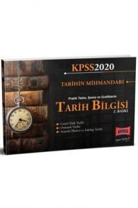 Yargı-KPSS Tarih Bilgisi Pratik Tablo, Şema ve Grafiklerle 2020-YENİ