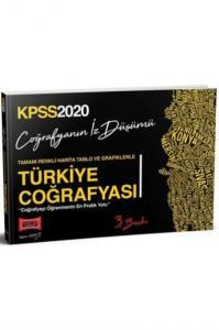 Yargı-KPSS Türkiye Coğrafyası Tamamı Renkli Harita Tablo ve Grafiklerle 2020-YENİ