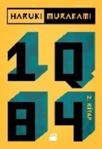 1Q84- 2. Kitap