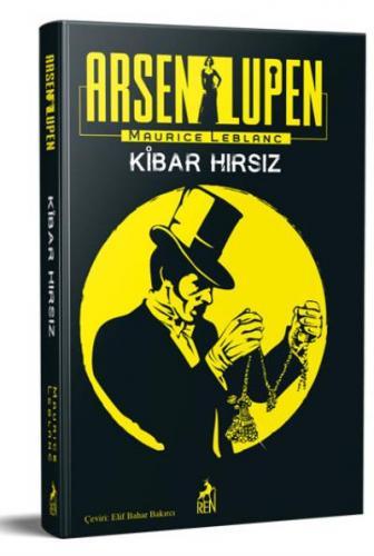 Arsen Lüpen-Kibar Hırsız