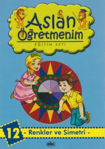 Aslan Öğretmenim Eğitim Seti 12 - Renkler ve Simetri