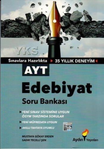 Aydın AYT Edebiyat Soru Bankası YENİ