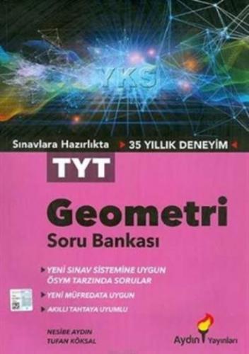 Aydın TYT Geometri Soru Bankası-YENİ
