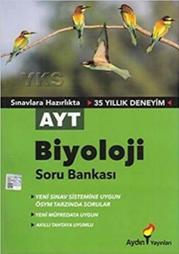 Aydın YKS AYT Biyoloji Soru Bankası-YENİ