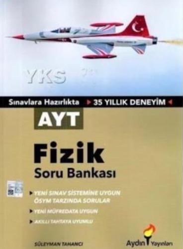 Aydın YKS AYT Fizik Soru Bankası-YENİ