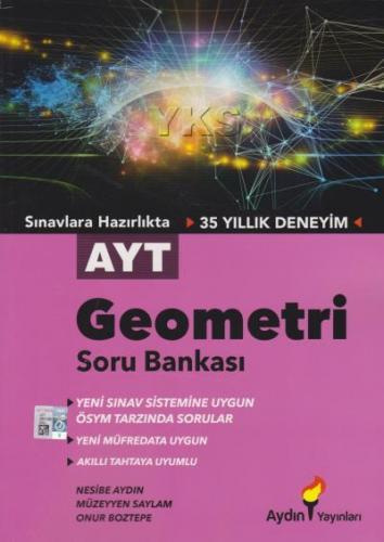 Aydın YKS AYT Geometri Soru Bankası-YENİ