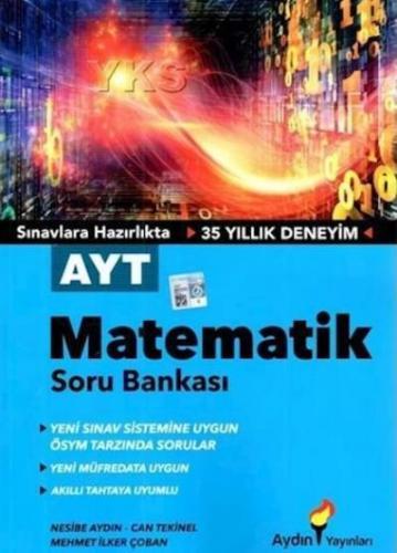 Aydın YKS AYT Matematik Soru Bankası-YENİ