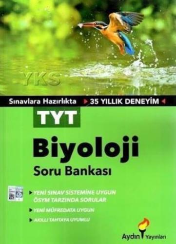 Aydın YKS TYT Biyoloji Soru Bankası-YENİ