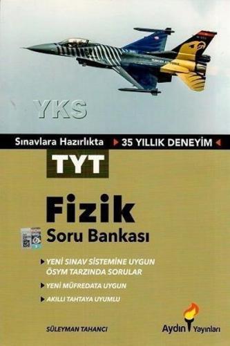 Aydın YKS TYT Fizik Soru Bankası-YENİ