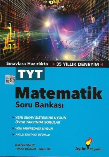 Aydın YKS TYT Matematik Soru Bankası-YENİ