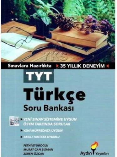 Aydın YKS TYT Türkçe Soru Bankası-YENİ