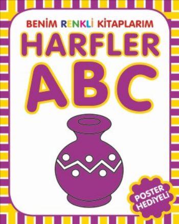Benim Renkli Kitaplarım Harfler