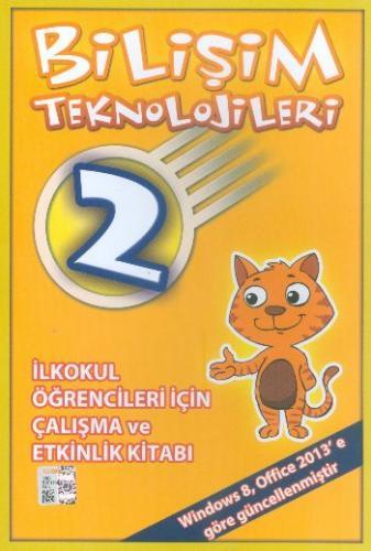 Ceren Bilişim Teknolojileri-2 (Çalışma ve Etkinlik Kitabı)