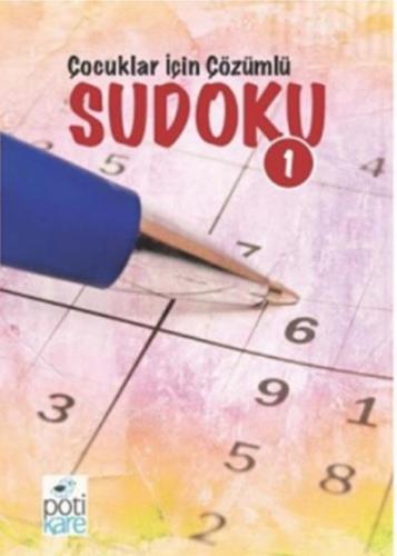 Çocuklar İçin Çözümlü Sudoku 1