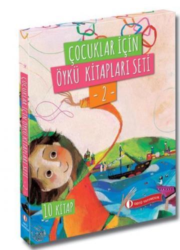 Çocuklar İçin Öykü Kitapları Seti-2 10 Kitap