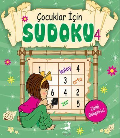 Çocuklar İçin Sudoku 4