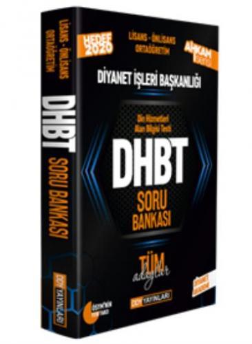 DDY DHBT Ahkam Serisi Tüm Adaylar Soru Bankası-YENİ