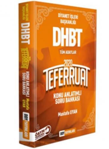 DDY DHBT Teferruat Serisi Konu Anlatımlı Soru Bankası-YENİ