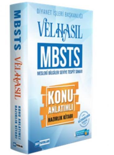 DDY Velhasıl MBSTS Konu Anlatımlı Hazırlık Kitabı-YENİ
