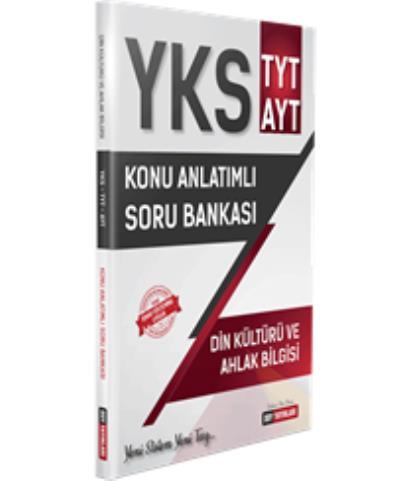 DDY YKS TYT AYT Din Kültürü ve Ahlak Bilgisi Konu Anlatımlı Soru Bankası-YENİ