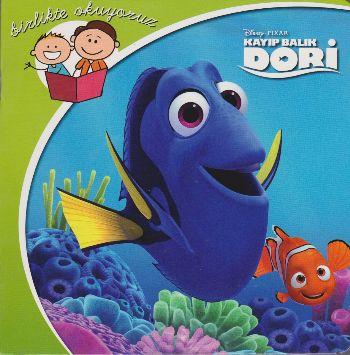 Disney Kayıp Balık Dori Birlikte Okuyoruz