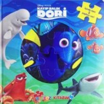 Disney Kayıp Balık Dori İlk Yapboz Kitabım