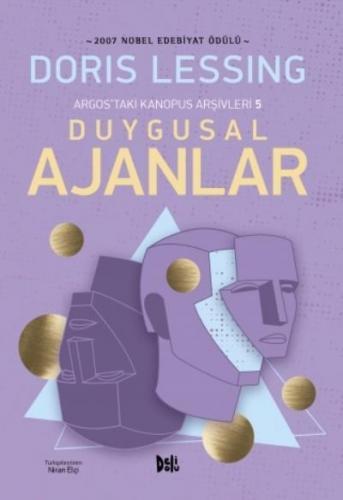Duygusal Ajanlar-Argostaki Kanopus Arşivleri 5
