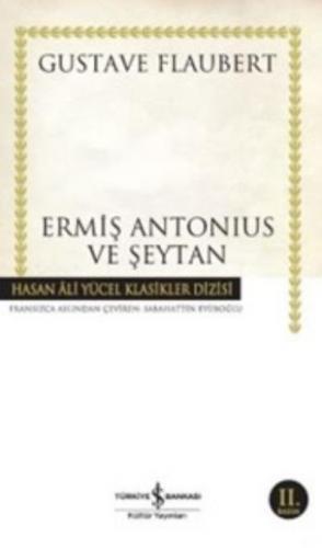 Ermiş Antonius ve Şeytan (Ciltsiz)