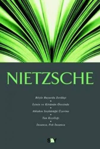 Fikir Mimarları Dizisi-07: Nietzche