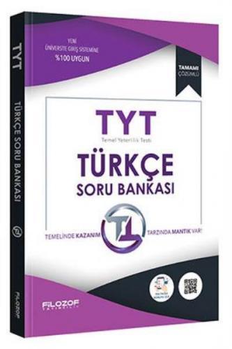 Filozof TYT Türkçe Tamamı Çözümlü Soru Bankası-YENİ