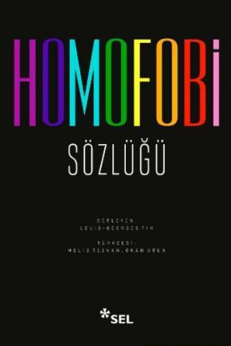 Homofobi Sözlüğü-Ciltli
