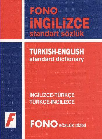 İngilizce Standart Sözlük