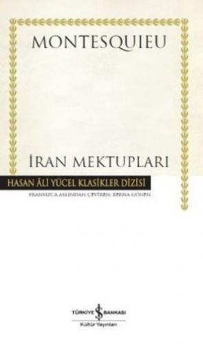 İran Mektupları Ciltli