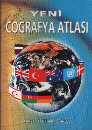 Kanaat Yeni Coğrafya Atlası