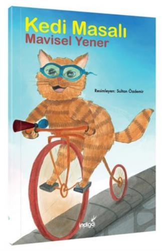 Kedi Masalı-Masal Kulübü Serisi