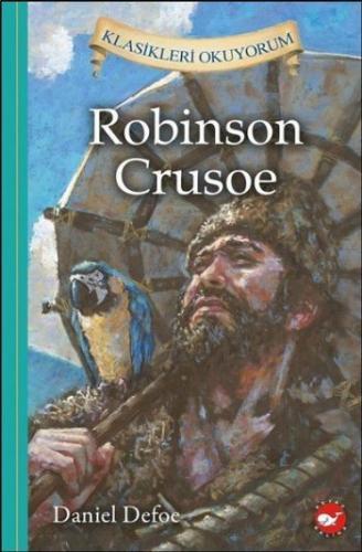 Klasikleri Okuyorum-Robinson Crusoe Ciltli