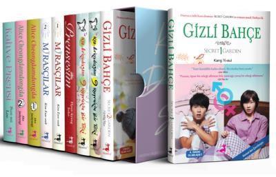 Kore Kitapları Set-10 Kitap