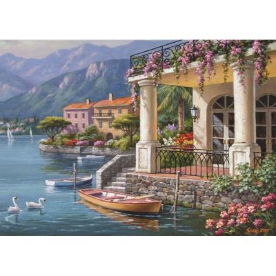 Körfezdeki Villa (Puzzle 3000) 4915