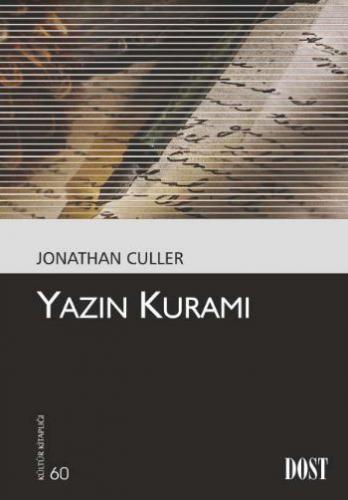 Kültür Kitaplığı 060 Yazın Kuramı