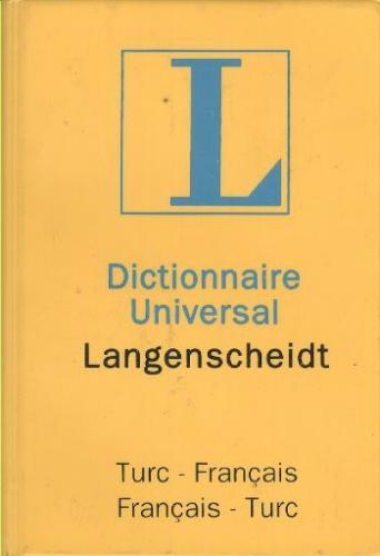 Langenscheidt Fransızca-Türkçe Cep Sözlüğü