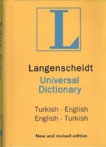 Langenscheidt İngilizce-Türkçe Cep Sözlüğü