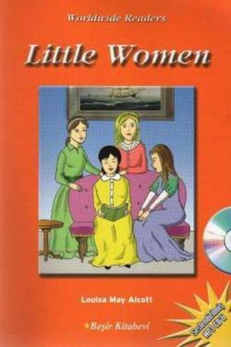 Level-4: Little Women (Audio CD'li)